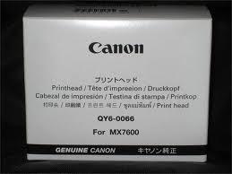 printhead qy6-0066